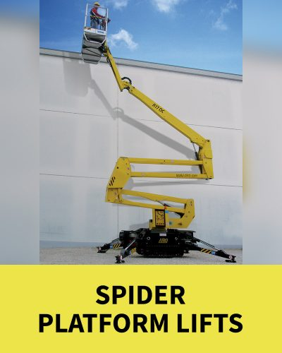 SpiderPlatformLifts