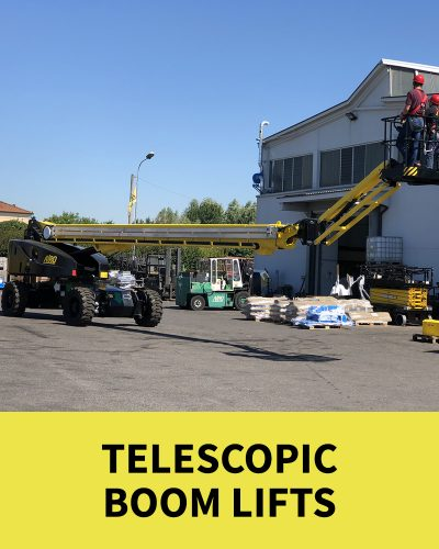 TelescopicBoomLifts